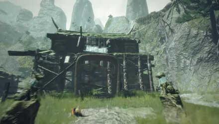 Shrine Ruins Photo