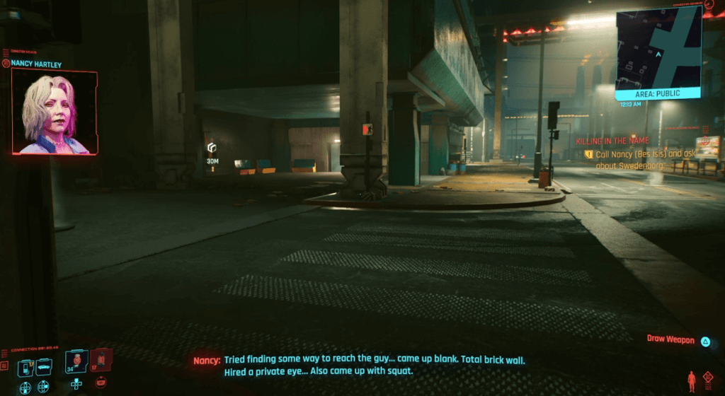 Cyberpunk 2077 Killing In The Name 02.png