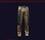 Golden Hive Polyamide Designer Pants