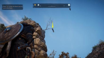 The Arrow in the Tree - Retrieve the arrow.png