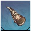 Genshin - Black Bronze Horn Image
