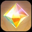 Brilliant Diamond Gemstone Image