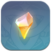 Brilliant Diamond Fragment Image
