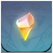 Brilliant Diamond Fragment Image