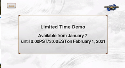 Monster Hunter Rise Availability Period.png