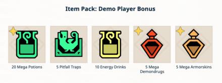 Demo Rewards