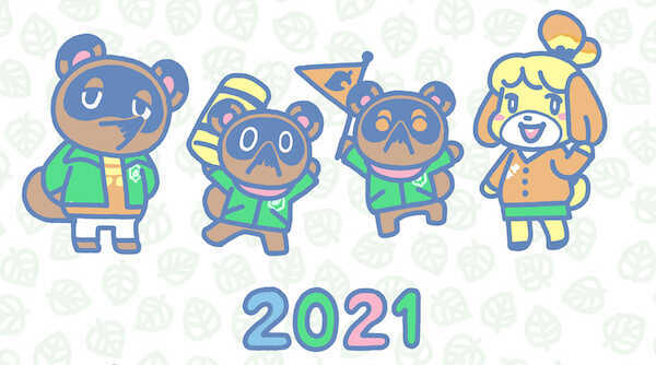 Tom Nook Twins Isabelle - 2021