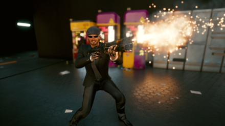 Gunslinger Build