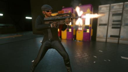 Assault Rifle Build