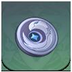 Genshin - Silver Raven Insignia Image