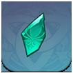 Genshin Impact - Vayuda Turquoise Fragment Image