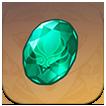 Изображение драгоценного камня бирюзы Ваюда