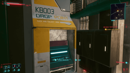 Cyberpunk 2077 - Jose - Collect your reward.png