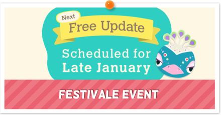 Festivale Event Banner