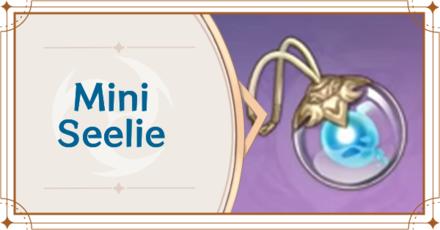Genshin Impact - Mini Seelie Banner
