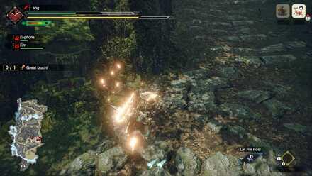 jump charge slash