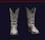 Reinforced Snake-Skin Cowboy Boots