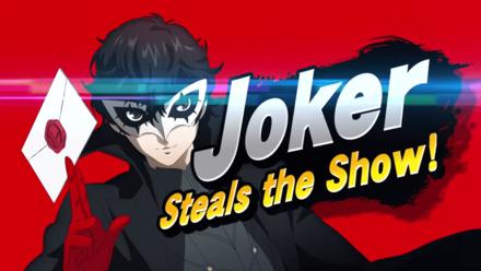 SSBU Joker Image