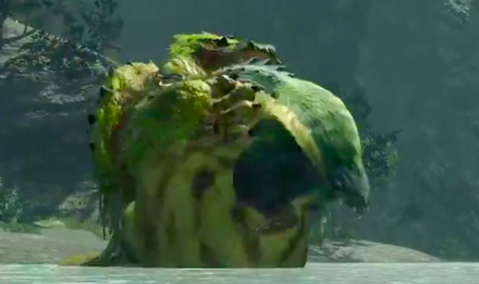 Monster in a Turf War