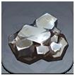 White Iron Chunk Image