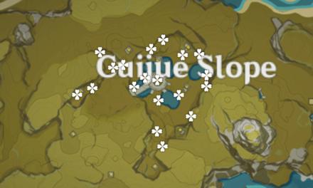 Genshin - Lost Riches - Treasure Area Map 5 - Cuijue Slope (1).png