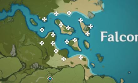 Genshin - Lost Riches - Treasure Area Map 1 - Falcon Coast (1).png