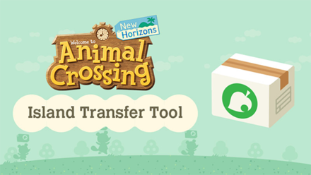 ACNH - Island Transfer Tool Guide | How to Transfer Islands to Another Switch