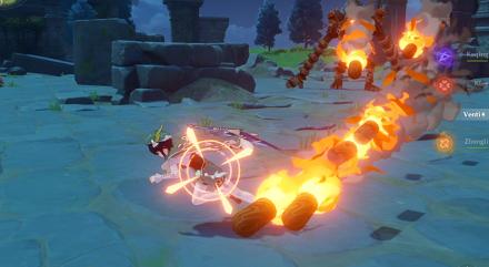 Ruin Guard - Missiles