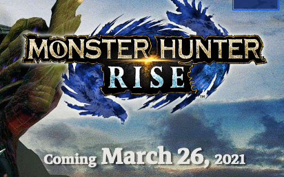 MHRise Release Date