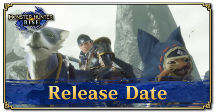 Release Date Banner