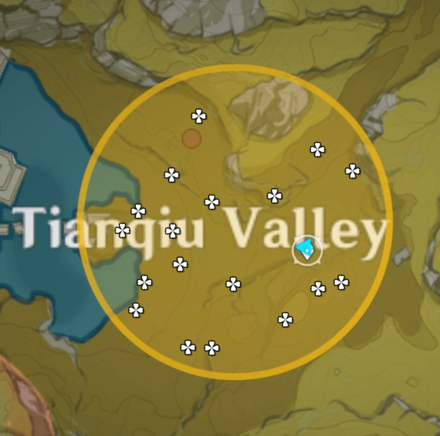 Lost Riches Day 6 Tianqiu Valley.png