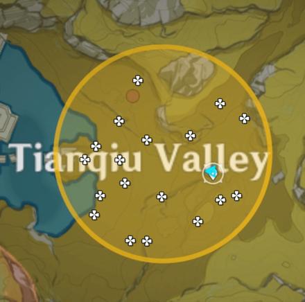 Утраченное богатство, день 6 Долина Тяньцю.png