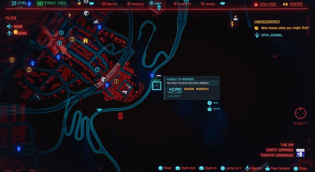 Cyberpunk 2077 Skill Shard Location 02.png