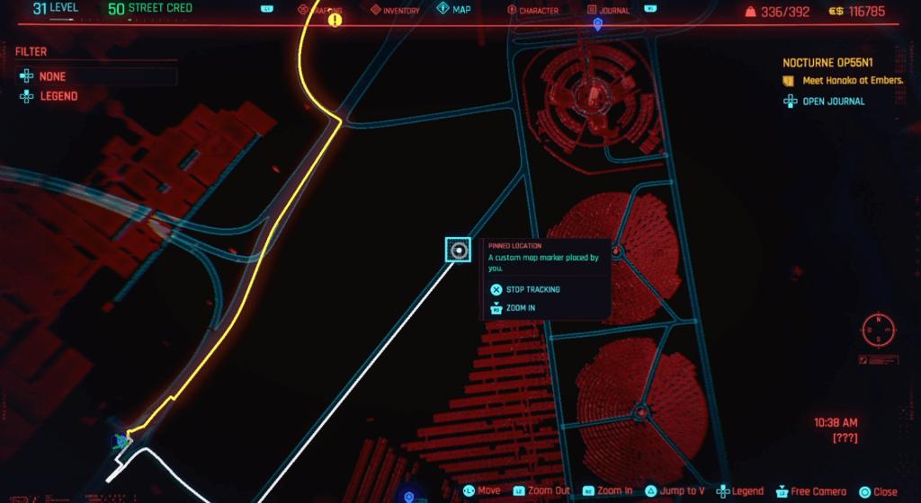 Cyberpunk 2077 Skill Shard Location 05.png