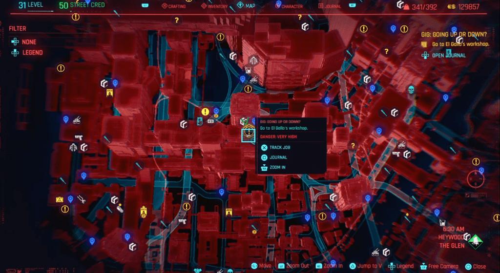 Cyberpunk 2077 Skill Shard Location 07.png