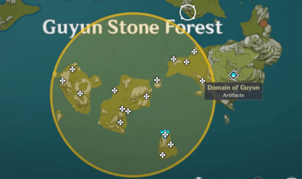 Lost Riches Day 7 Guyun Stone Forest.png