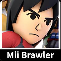 Mii Brawler Image