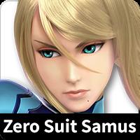 Zero Suit Samus Image