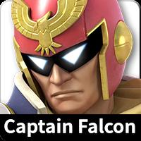 Captain Falcon Image
