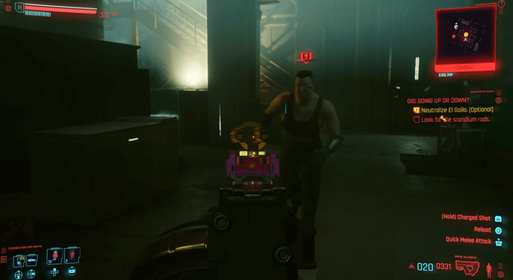 Cyberpunk 2077 Going Up or Down 01.png