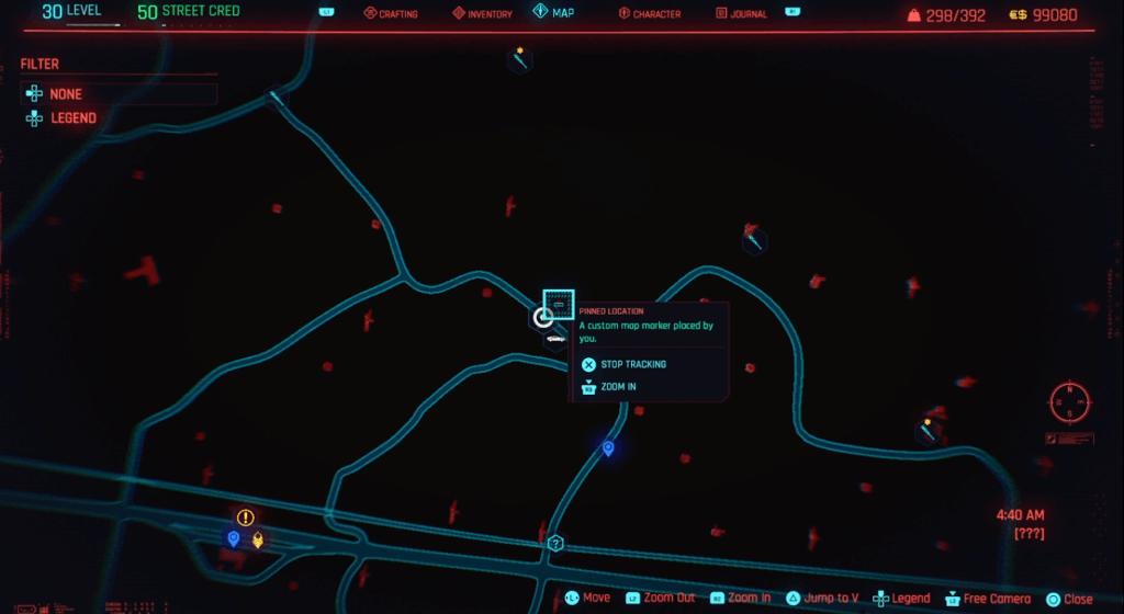 Cyberpunk 2077 Skill Shard Location 08.png