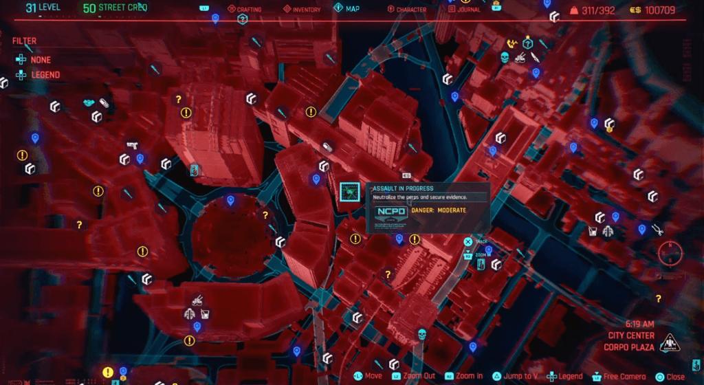 Cyberpunk 2077 Skill Shard Location 11.png