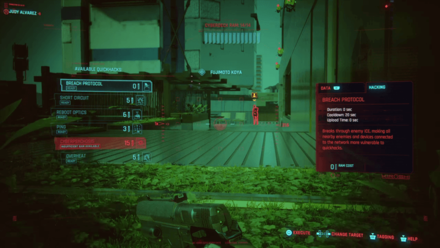 Cyberpunk 2077 - Find a way into Hiromi