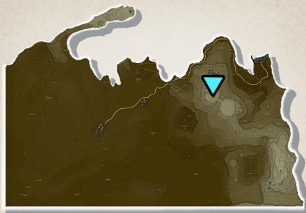 BoTW - Wasteland Tower Location