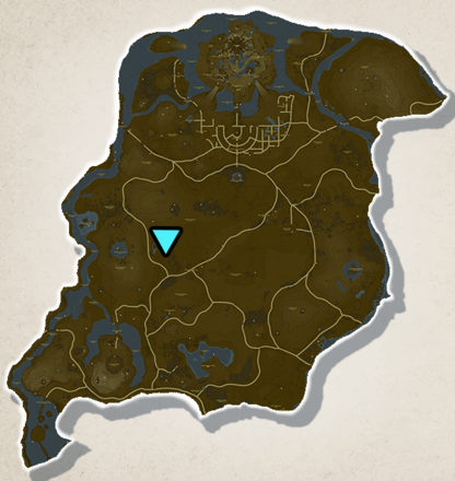 BoTW - Central Tower Location