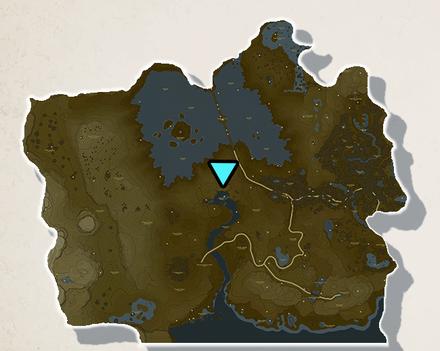 BoTW - Lake Tower Location