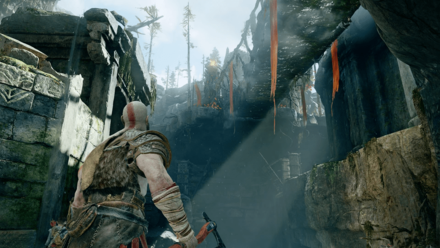 GoW Path to the Mountain - Escape the Ruins.png