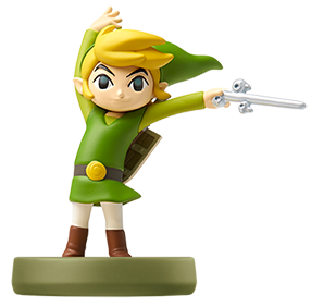 The Wind Waker Link amiibo Icon