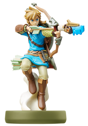 Link (Archer) amiibo Icon