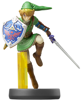 Super Smash Bros. Link amiibo Icon